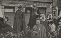 Komenského slavnosti - Český svět 24.8.1922