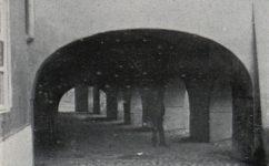 podloubí - Český svět 22.4.1909