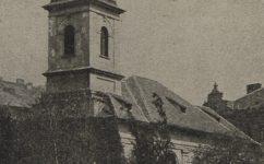 chrám na hřbitově - Český svět 19.06.1919