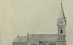projekt nového kostela - Český svět č. 43, 1912