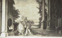 Fresky v sále - Světozor 06.01.1911