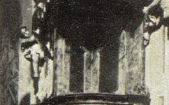 kazatelna v kapli - Světozor 06.01.1911
