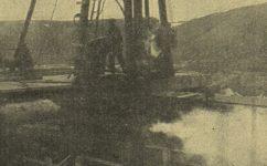 stavba dráhy - Světozor 09.07.1919