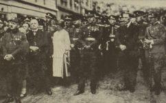 odhalení pamětní desky Janu Čapkovi -  Světozor 01.07.1926