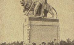 pomník obětem války - Světozor 26.10.1922