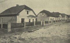 kolonie dělnických domů - Český svět 17.2.1911