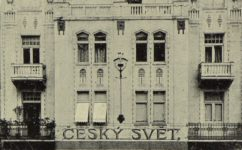 č.p 1957 - Český svět 19.8.1911