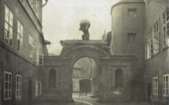 Braunova socha - Světozor 04.03.1910