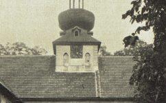 Nádvoří zámku - Český svět 22.9.1905