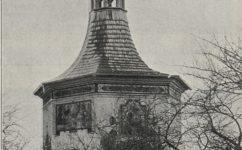 kaple vinařů košířských - Český svět 13.04.1906