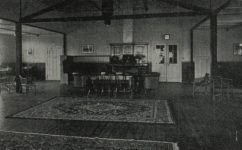 studentský domov -  Český svět 28.04.1921