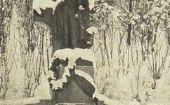 Nebozízek, Máchův Pomník - Český svět 09.02.1917