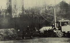 zácpa uhelných vozů - Český svět 9.2.1912