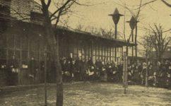 České srdce příděl polévek - Světozor 10.04.1918