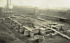 stavba Jubilejního kostela - Světozor 15.01.1909