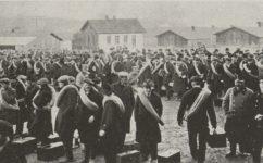 narukování rekrutů - Světozor 29.01.1915