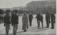 přísaha pražských měšťanských sborů - Světozor 04.09.1914