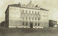 škola - Světozor 06.11.1908