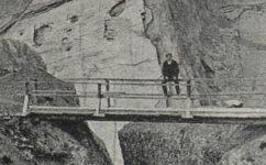 Rokle pod hlubočepskou stěnou - Český svět 15.03.1906