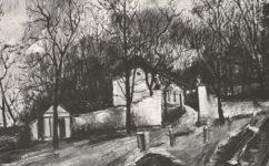 malba K. Holan - Český svět 24.03.1927