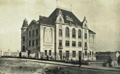 nová budova - Světozor 28.05.1909