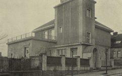 kotěrova vila - Český svět 18.11.1910