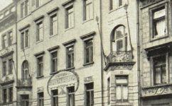 Hlahol - Světozor 12.05.1911