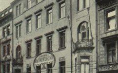 Hlahol od 1905 - Český svět 19.5.1911