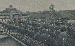 Zábavní park Eden -  Český svět 17.6.1926