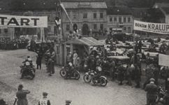 Závody Zbraslav Jíloviště - Světozor roč 30. č. 26-52 1