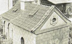 kaple božího hrobu - Český svět 13.12.1912