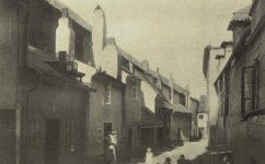 Zlatá ulička s chudinou - Český svět 5.10.1904