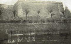 bašta XIX. kde bude Kramářova vila - Světozor 31.03.1911