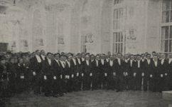 slavnost červeného kříže - Český svět roč. 19, č. 25