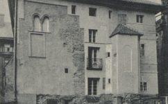 archeologické výkopy - Český svět 20.10.1927