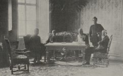 rumunský velvyslanec - Český svět 10.11.1921