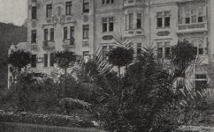 školské náměstí - Český svět 10.08.1906