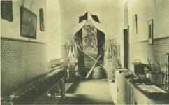 výstavní sín žižkovských kasáren - Český svět 26.05.1927