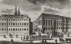 F. B. Werner 1740 - Praha očima staletí (1984)