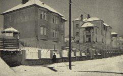 vilová čtvrť na Hřebenkách - Světozor 02.02.1913