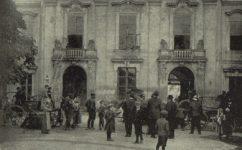 zámek - Český svět 27.10.1911