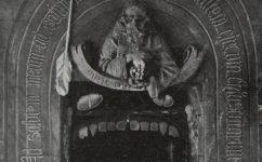 hospoda. kláštěr u sv. Tomáše -  Český svět 05.01.1906