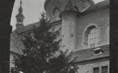 kláštěr u sv. Tomáše - Český svět 05.01.1906