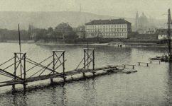počátky stavby - Český svět 7.4.1911