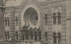 Jubilejní synagoga - Světozor roč. 6 č. 47
