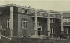 novostavba u Chotkových sadů - Český svět 24.11.1911