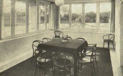 vila Fr. Škody - Český svět 27.09.1928