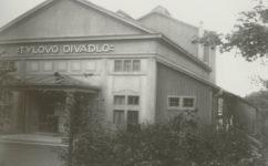 Na Fidlovačce - Divadelní architektura