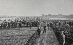 vzlet ing. Kašpara - Český svět 19.08.1910