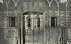 vchod do salónu paní a dívek - Český svět 22.12.1911